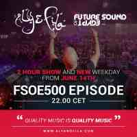 Future Sound of Egypt 500 (14.06.2017) with Aly & Fila