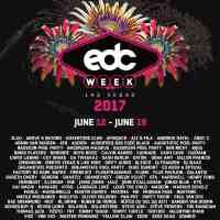 Electric Daisy Carnival Las Vegas (16. - 18.06.2017) @ Las Vegas, USA