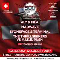 Future Sound Of Egypt 500 at Street Parade 2017 (12.08.2017) @ Zurich, Switzerland