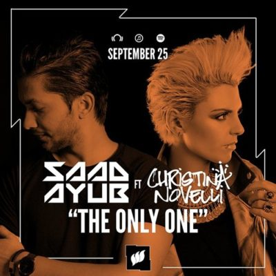 download Christina Novelli feat. Saad Ayub - The OnlyOne