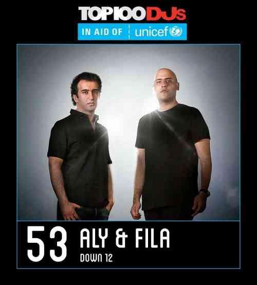 Aly & Fila - DJ Mag Top 100 2017