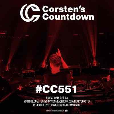 corstens countdown 551