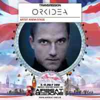 Orkidea live at Transmission at Airbeat One 2018 (13.07.2018) @ Neustadt-Glewe, Germany