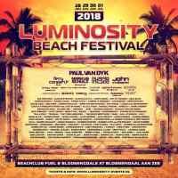 Luminosity Beach Festival 2018 (28.06. - 01.07.2018) @ Bloemendaal, Netherlands