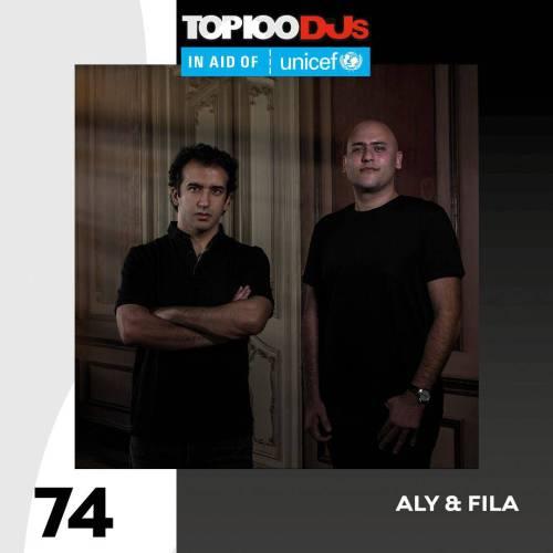 Aly & Fila DJ Mag Top 100 2018