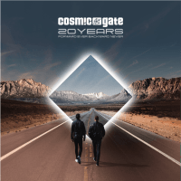Cosmic Gate - 20 Years: Forward Ever, Backward Never