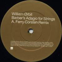 William Ørbit - Adagio For Strings (Ferry Corsten Remix)