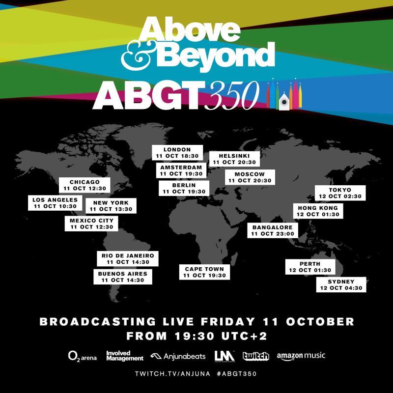 Stream ABGT350