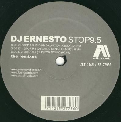 DJ Ernesto - Stop 9.5 (Phynn Salvation Remix)