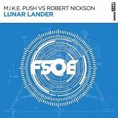 M.I.K.E. Push vs. Robert Nickson - Lunar Lander