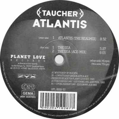 DJ Taucher - Atlantis