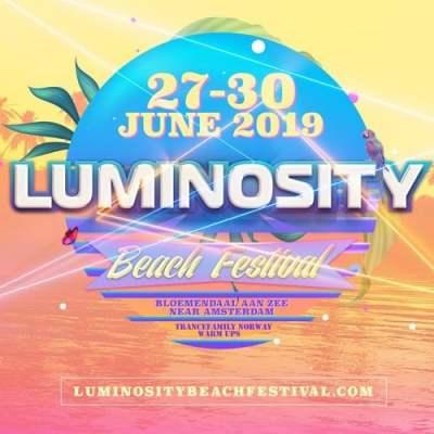 Luminosity Beach Festival 2019 (27.06. - 30.06.2019) @ Bloemendaal, Netherlands