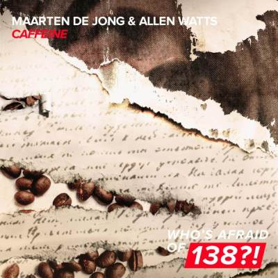 Maarten de Jong & Allen Watts - Caffeine