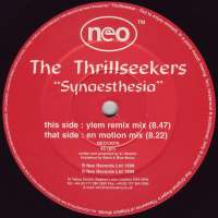 The Thrillseekers – Synaesthesia