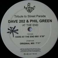 Dave 202 & Phil Green - At The End