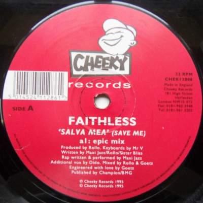 Faithless - Salva Mea (Save Me)