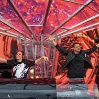 NWYR live at Tomorrowland 2019 (28.07.2019) @ Boom, Belgium