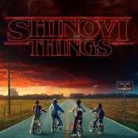 Shinovi - Last Ray of Light (Stranger Things Tribute)