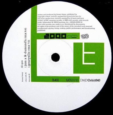 Binary Finary - 2000 (Gouryella Remix)