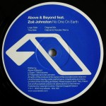 Above & Beyond feat. Zoë Johnston – No One On Earth (Gabriel & Dresden Remix)