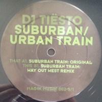 Tiësto - Suburban Train