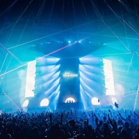 Ilan Bluestone live at Group Therapy 350 (11.10.2019) @ Prague, Czech Republic