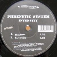 Phrenetic System - Intensity