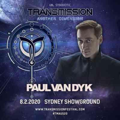 Paul van Dyk live at Transmission - Another Dimension (08.02.2020) @ Sydney, Australia