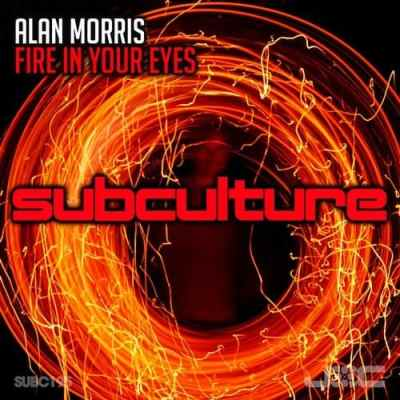 Alan Morris - Fire In Your Eyes