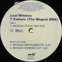 Lost Witness - 7 Colours (Moguai Vocal Mix)