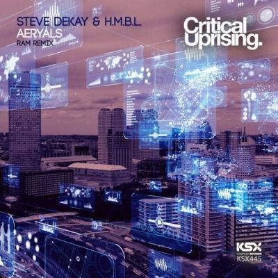 Steve Dekay & H.M.B.L. - Aeryals (Ram Remix)
