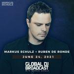 Global DJ Broadcast (24.06.2021) with Markus Schulz and Ruben de Ronde