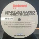 Armin van Buuren feat. Justine Suissa – Burned With Desire