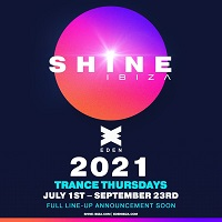 Breaking News: SHINE Ibiza will return 2021