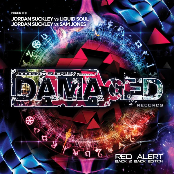 Damaged-Records-Red-Alert-Edition