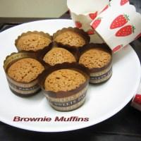 Brownie Muffins :x