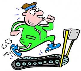 Jogga kan vara ett bra sätt att både förbättra sin kondition och bränna kalorier