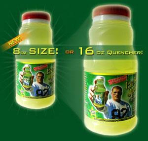 I USA (var annars) kan man köpa S-juice på flaska som är riktad till idrottare