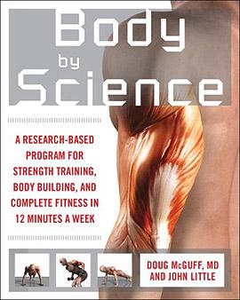 Omslaget till boken Body by Science
