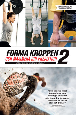 Omslaget till boken Forma Kroppen