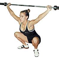 Ryckböj, en övning som jag gillar för specifik uppvärmning innan styrketräningen