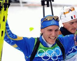 Björn Ferry lyckades ta OS-guld