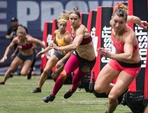 Träning och tävling i Crossfit