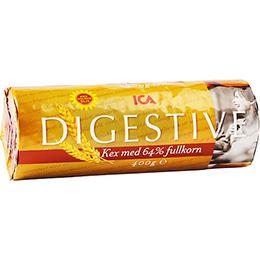 Digestive fullkorn är inte nyttiga för att det är fullkorn
