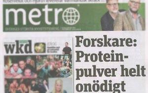 Är proteinpulver onödigt?