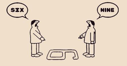 Verkligheten vs kartan