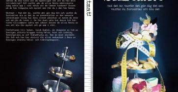 Bokomslaget till boken Skitmat av Jacob Gudiol