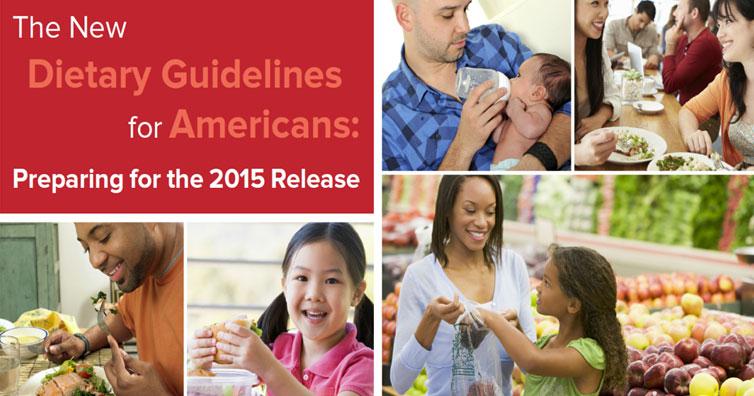 Nya näringsrekommendationer i USA