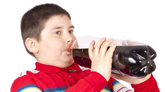 Barnen drack troligen mycket läsk