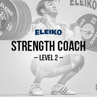 Tävling: Eleiko Strength Coach och Chuck Norris